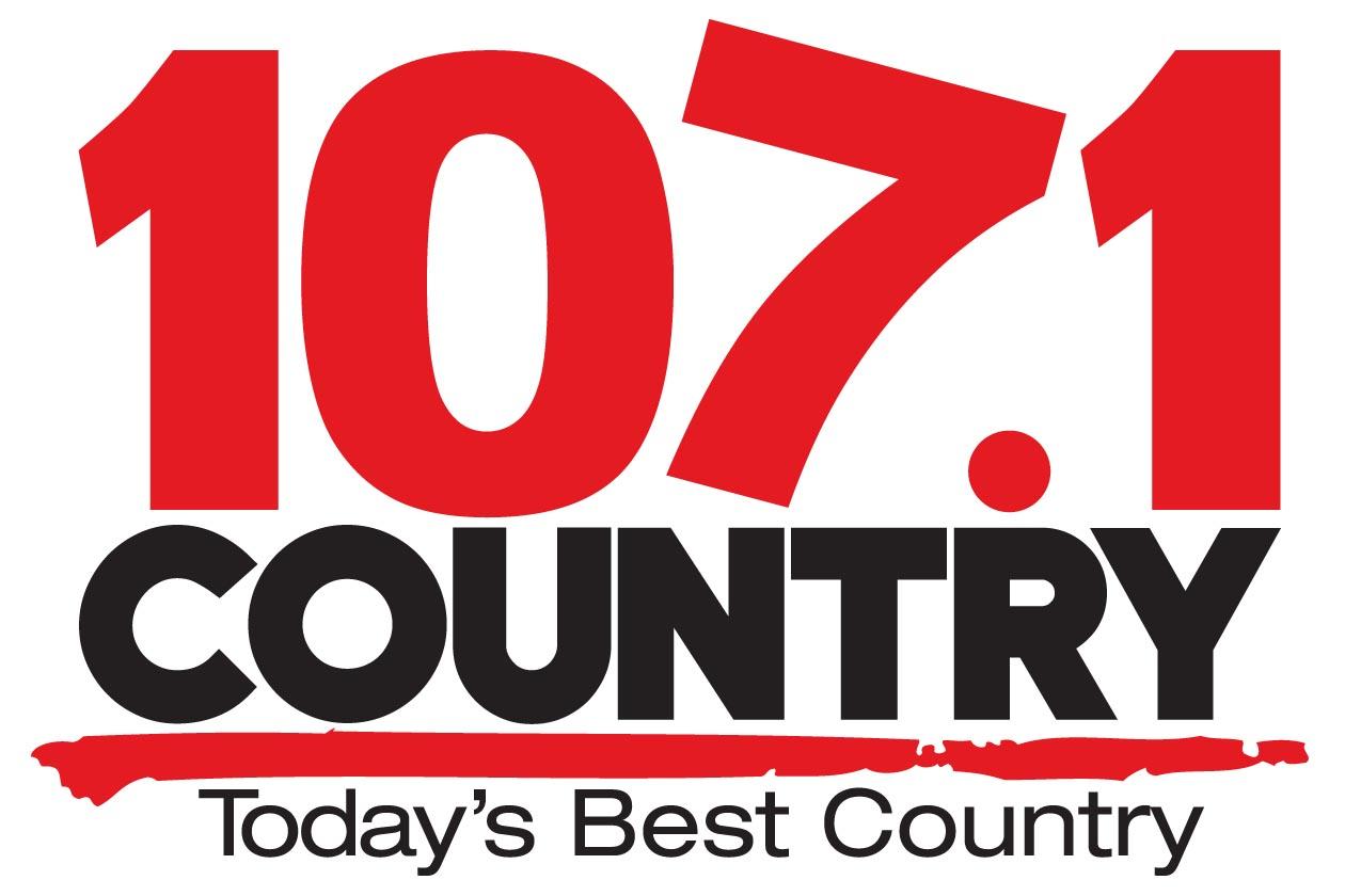 107.1 KRQN Logo photo - 1