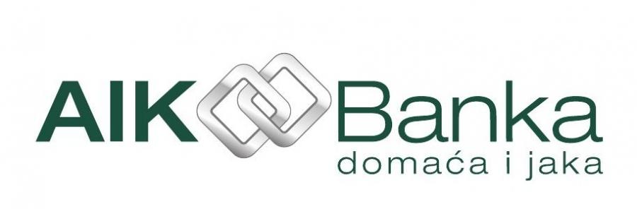 AIK Banka Logo photo - 1