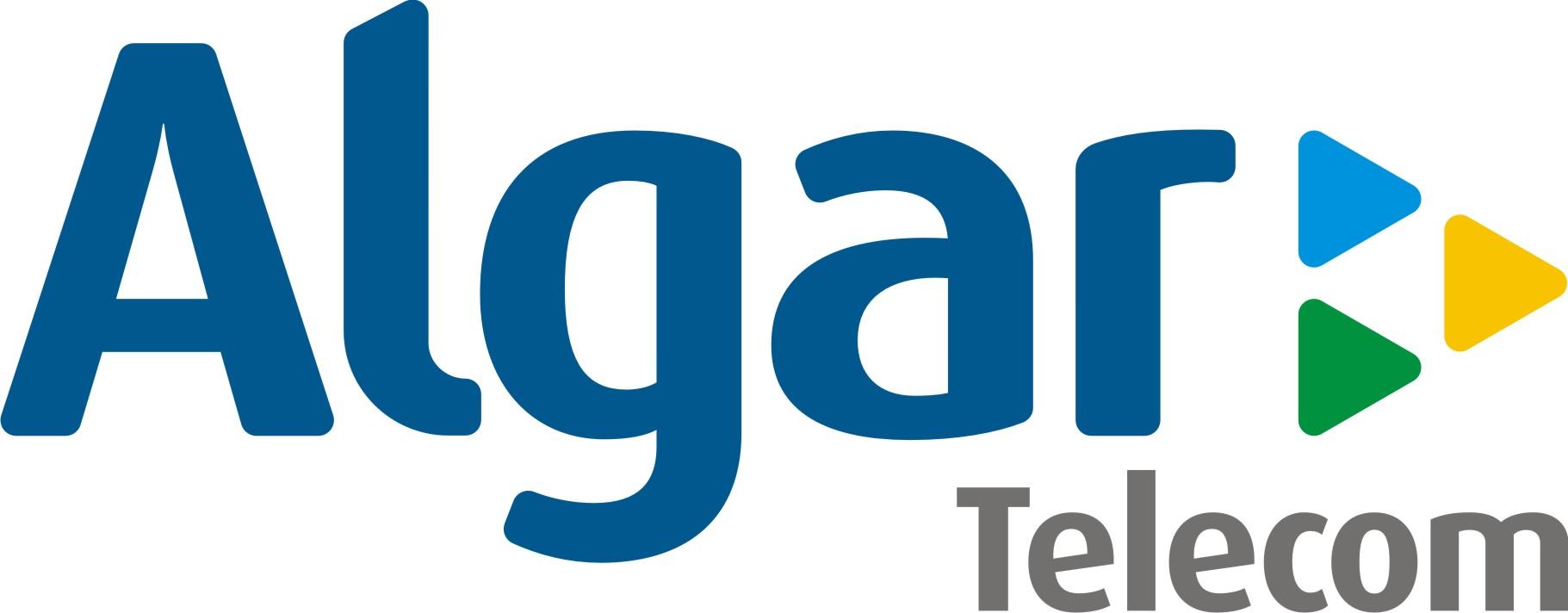 Algar Telecom Logo photo - 1