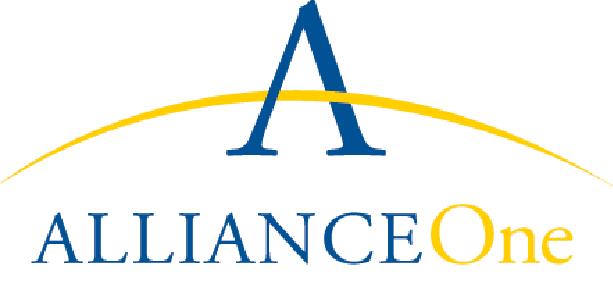Alliance One Logo photo - 1
