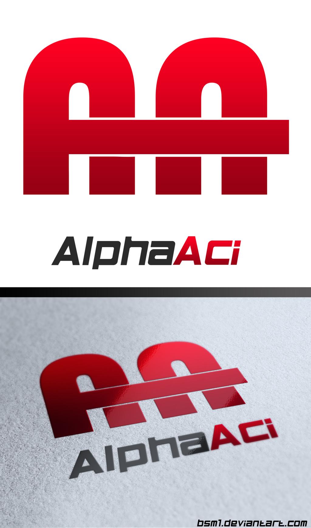 Alpha ACI Logo photo - 1