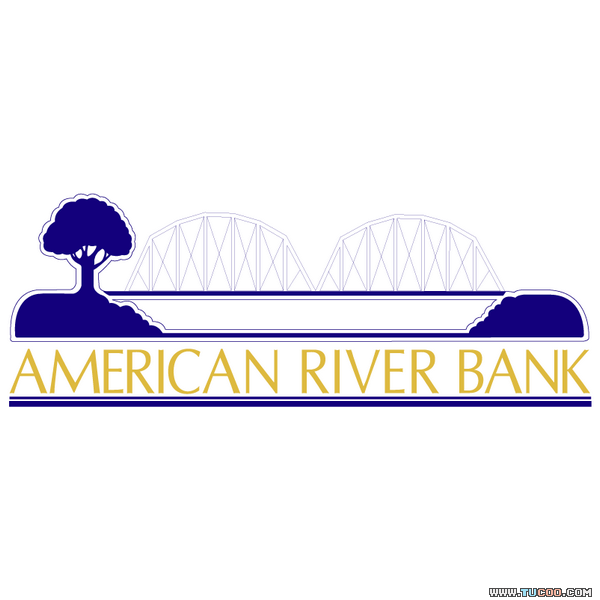 American River Bank Logo photo - 1
