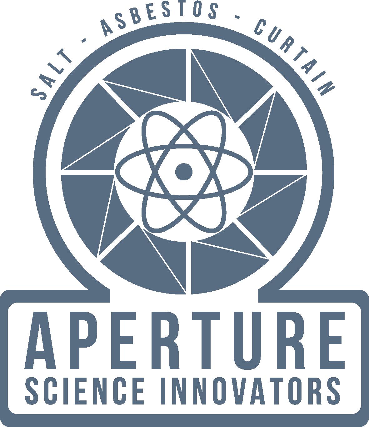 Aperture Science Innovators Logo photo - 1