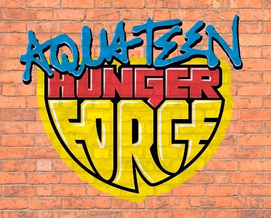 Aqua Teen Hunger Force Logo photo - 1
