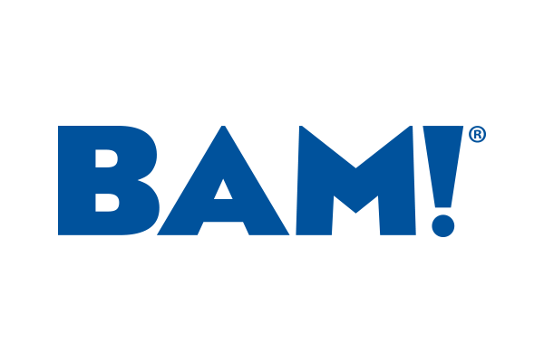 BAM Logo photo - 1