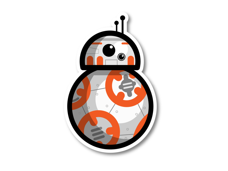 BB-8 Logo photo - 1