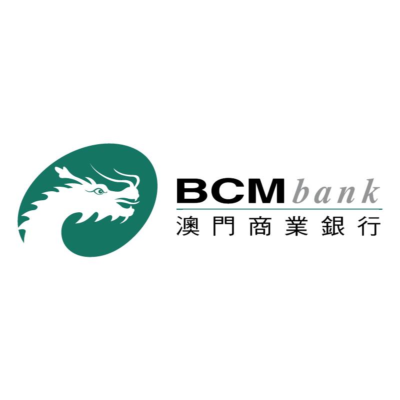 BCM bank Logo photo - 1