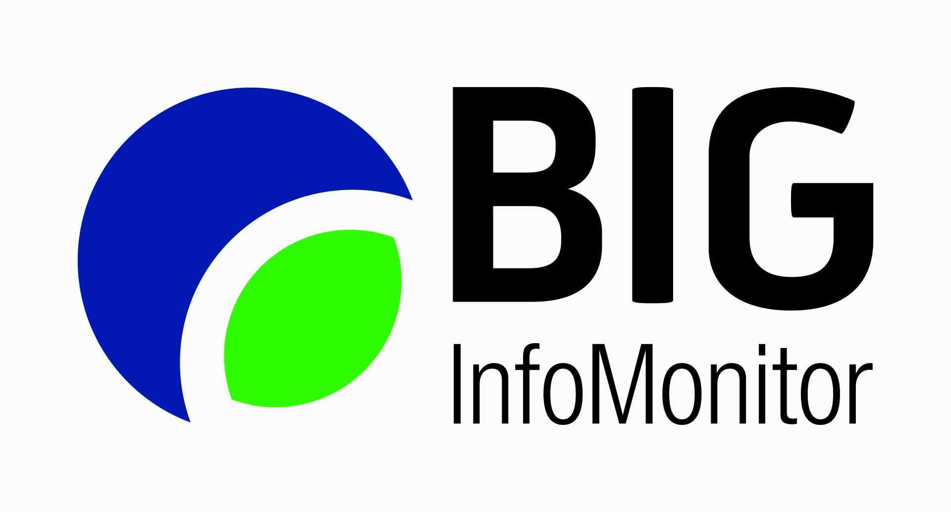 BIG InfoMonitor Logo photo - 1