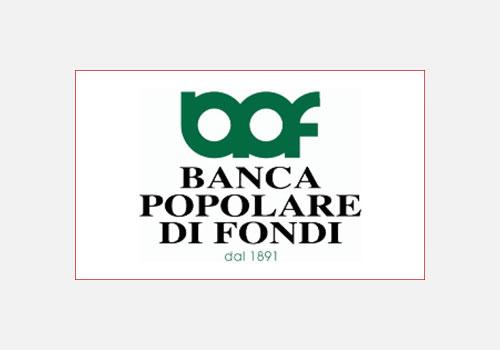 Banca Popolare di Fondi Logo photo - 1