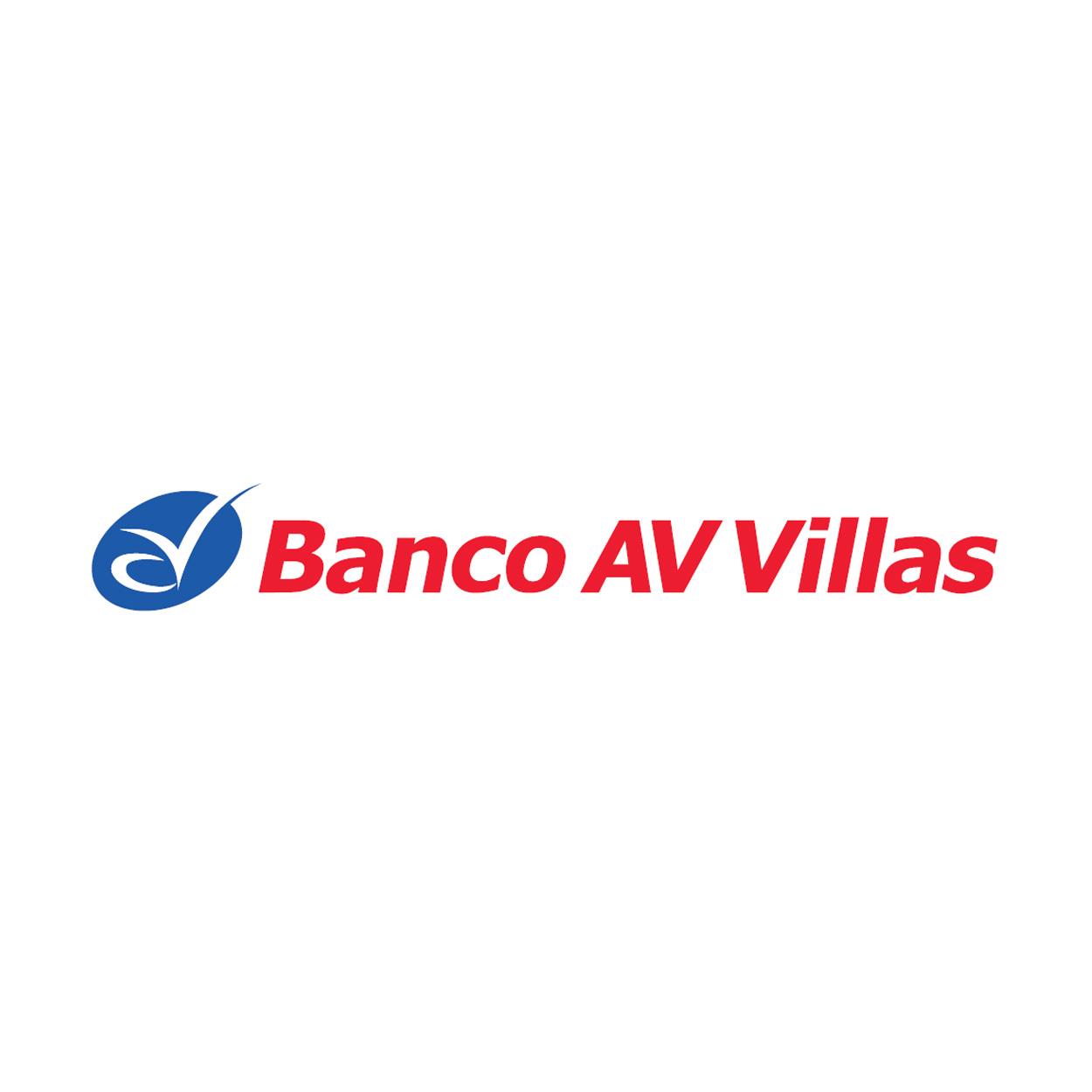 Banco AV Villas Logo photo - 1