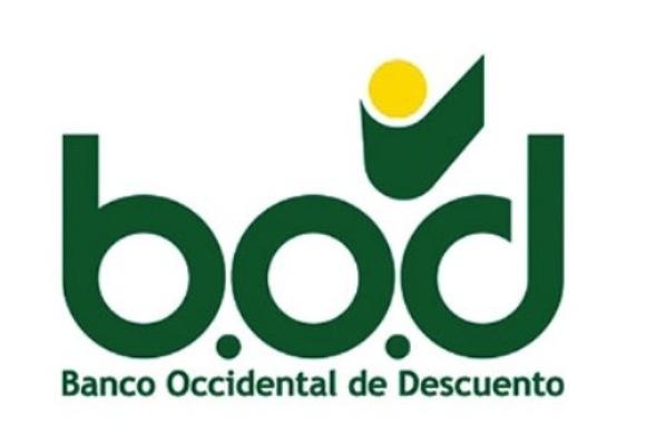 Banco Occidental de Descuento - B.O.D Logo photo - 1