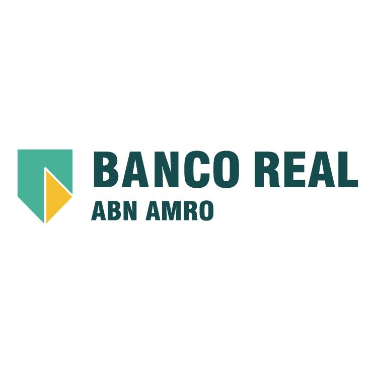 Banco Real Amro Logo photo - 1