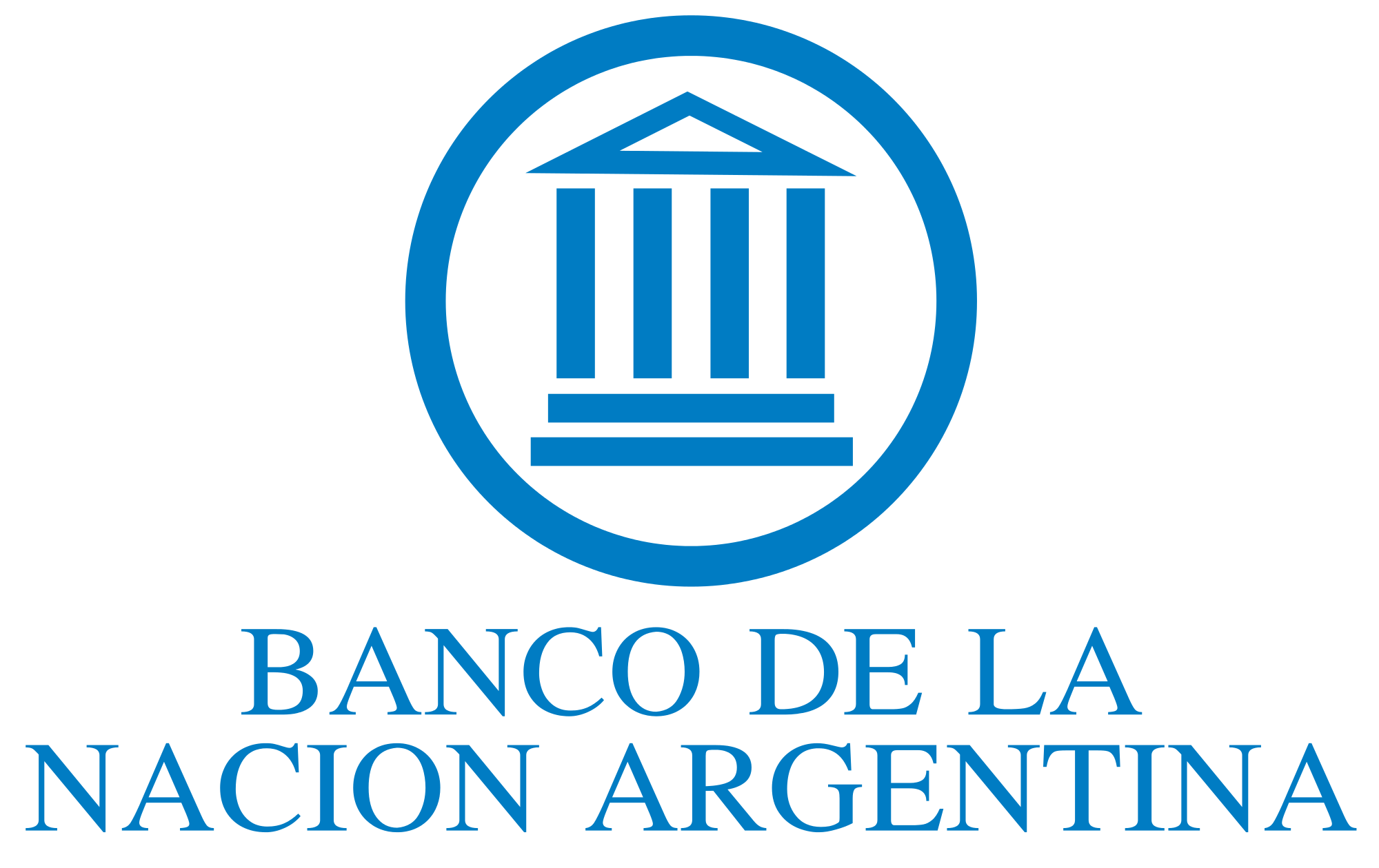Banco de la Nacion Argentina Logo photo - 1