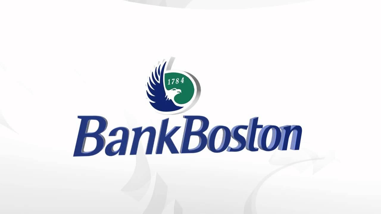 Bank Boston Logo photo - 1