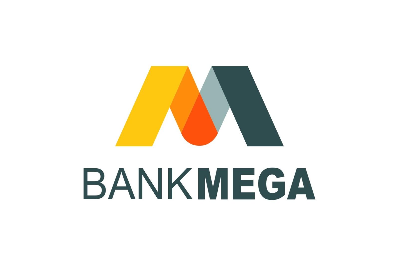 Bank Mega Logo photo - 1