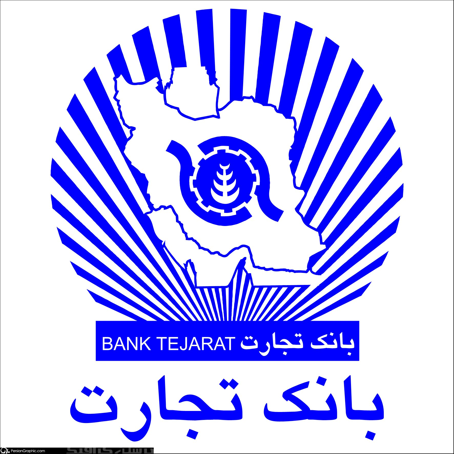 Bank Tejarat Logo photo - 1