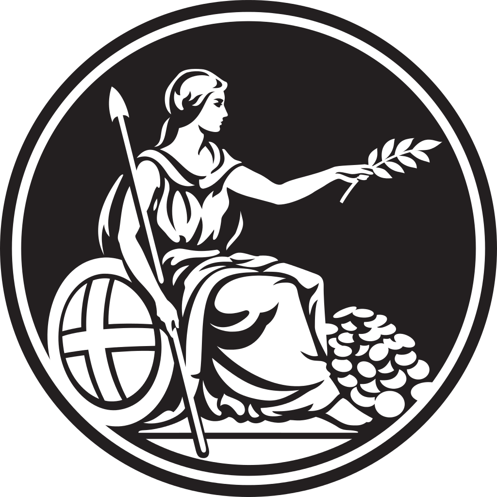 Bank of England Logo photo - 1