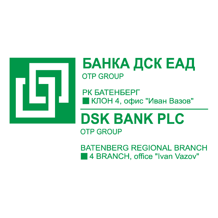 Banka DSK Group Logo photo - 1