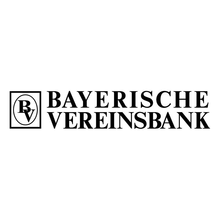 Bayerische Vereinsbank Logo photo - 1