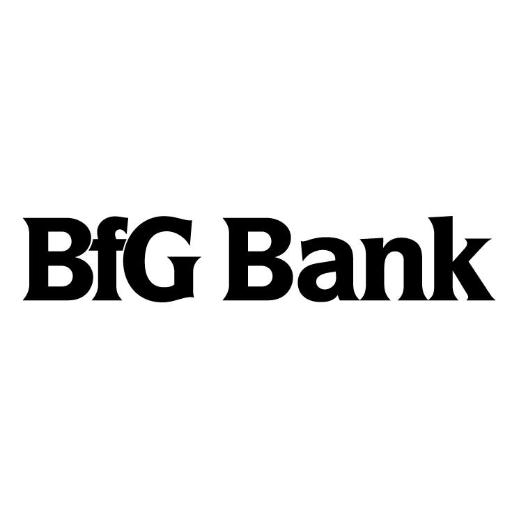 BfG Bank Logo photo - 1