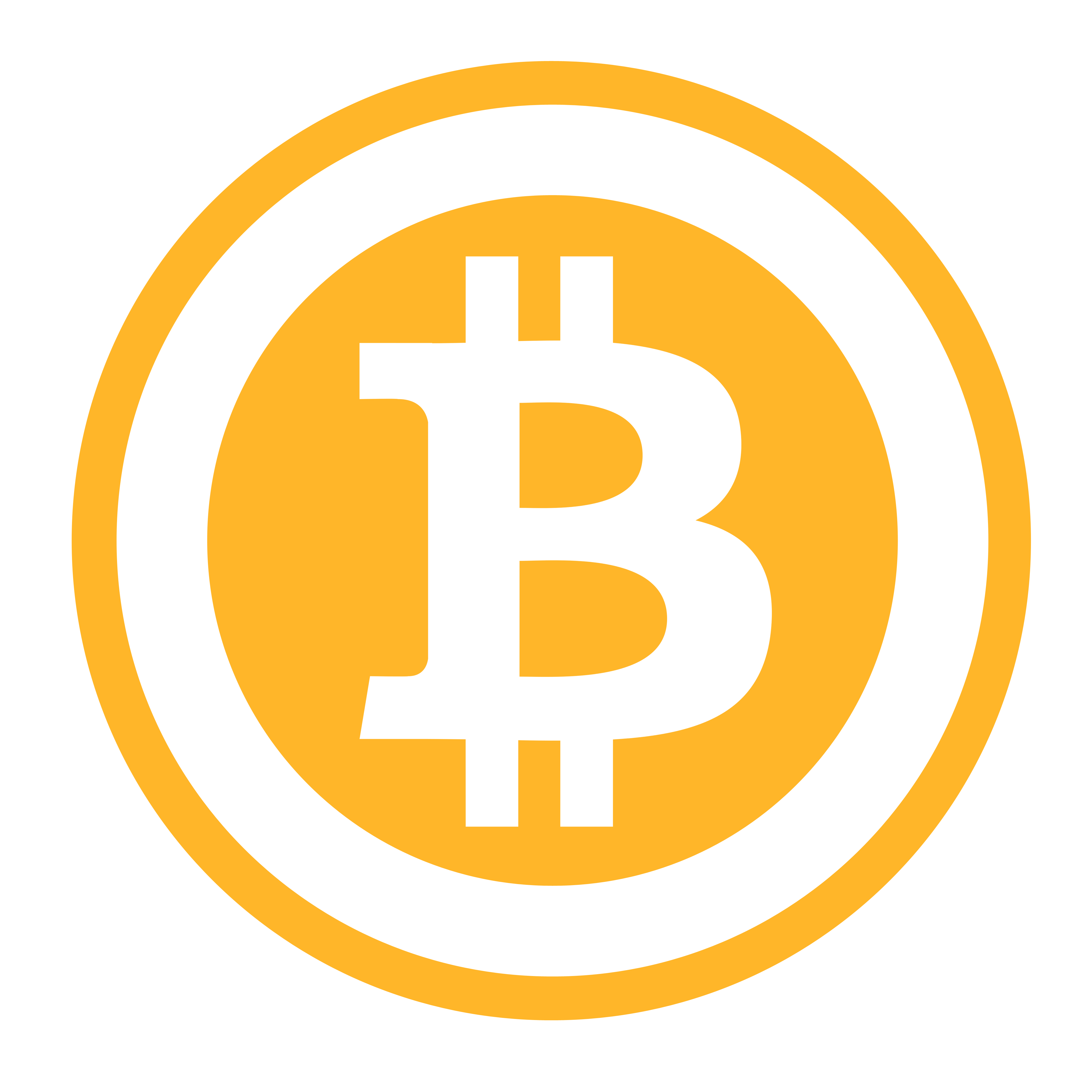 Bitcoin Logo photo - 1