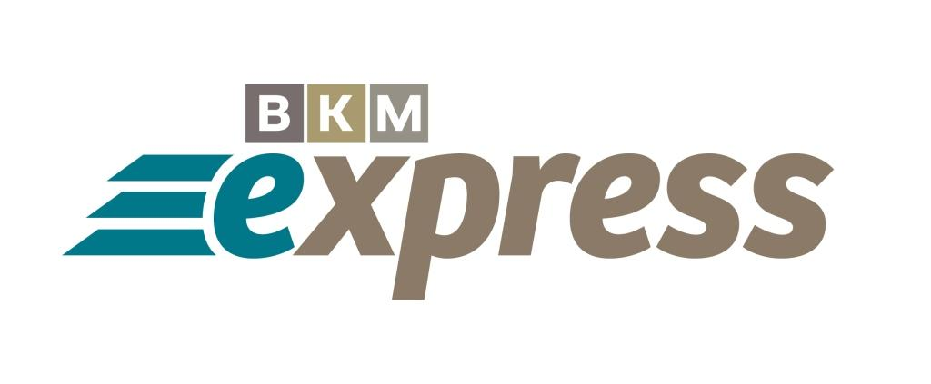Bkm Express Logo photo - 1
