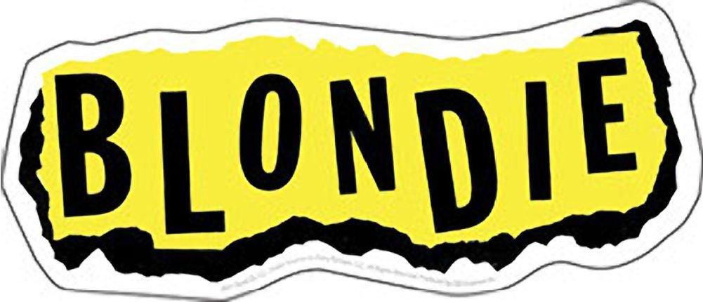 Blondie Logo, image, download logo | LogoWiki.net