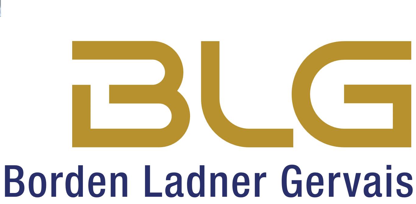 Borden Ladner Gervais Logo photo - 1