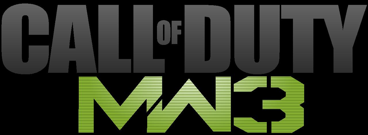 Call of Duty 3 Modern Warfare Logo photo - 1