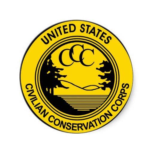 Civilian Conservation Corps Logo photo - 1