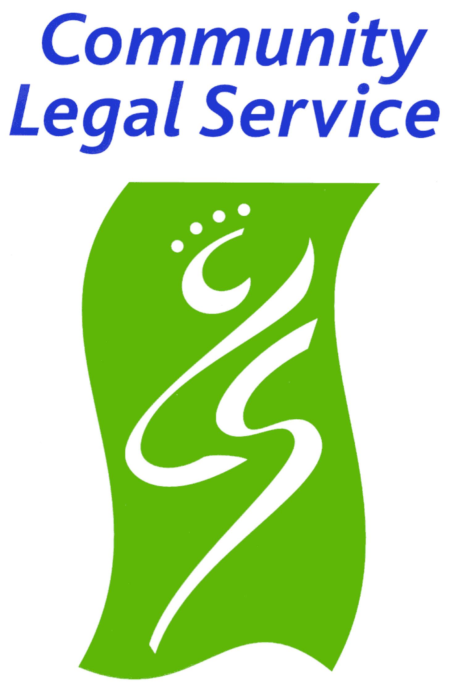 Community Legal Service Logo photo - 1