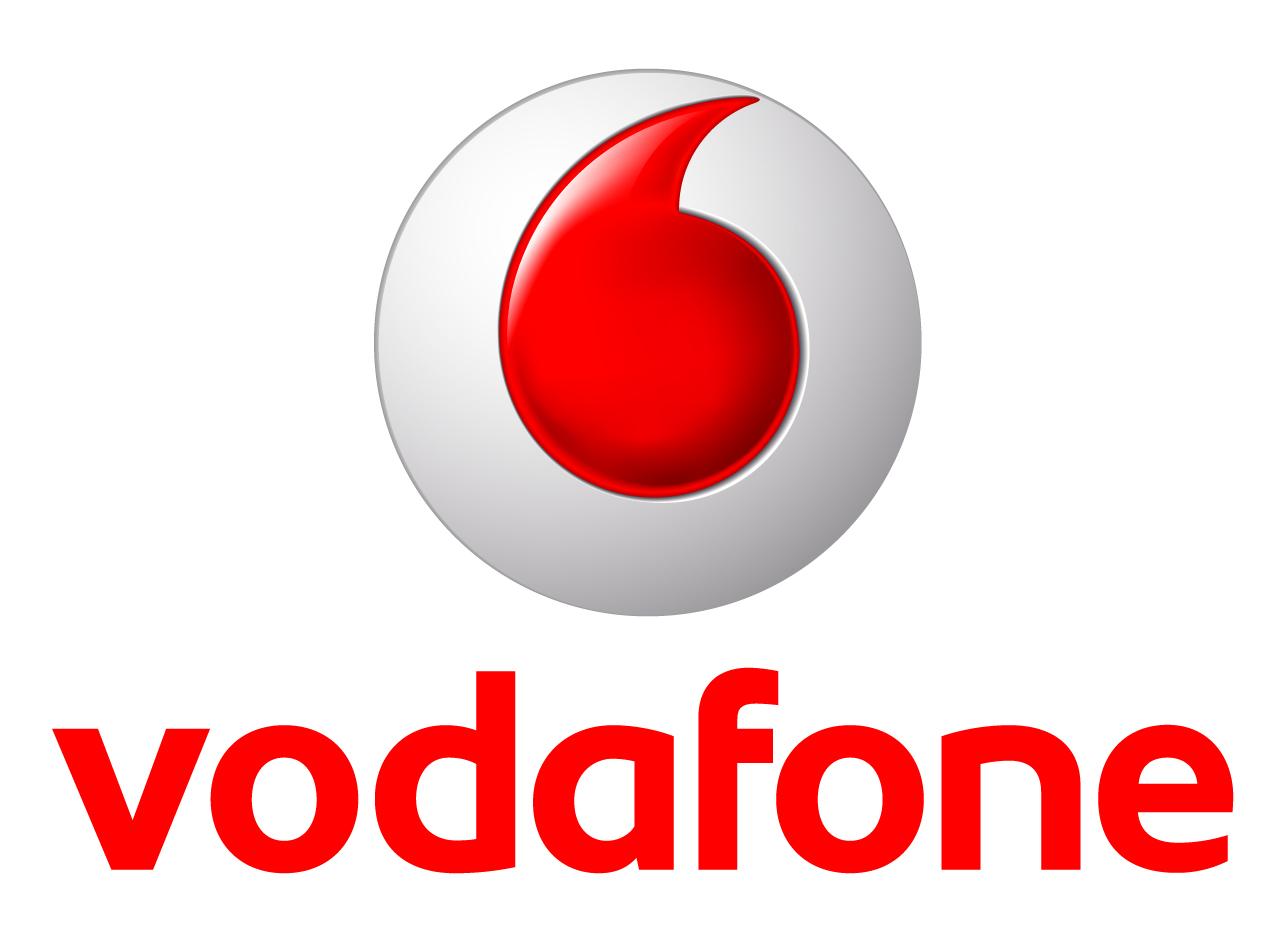 D2 Vodafone Logo photo - 1