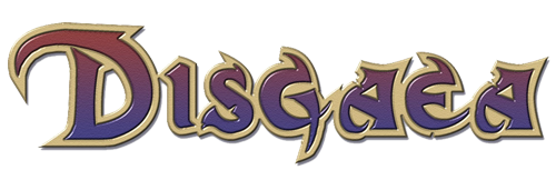 Disgaea Logo photo - 1