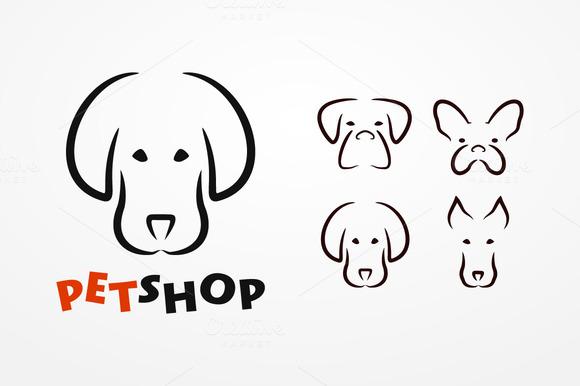 Dog Nose advertising Logo photo - 1