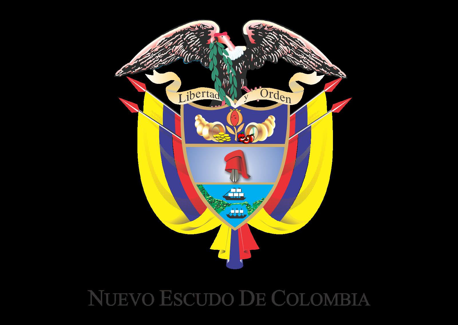 Escudo de Colombia Nuevo Logo photo - 1