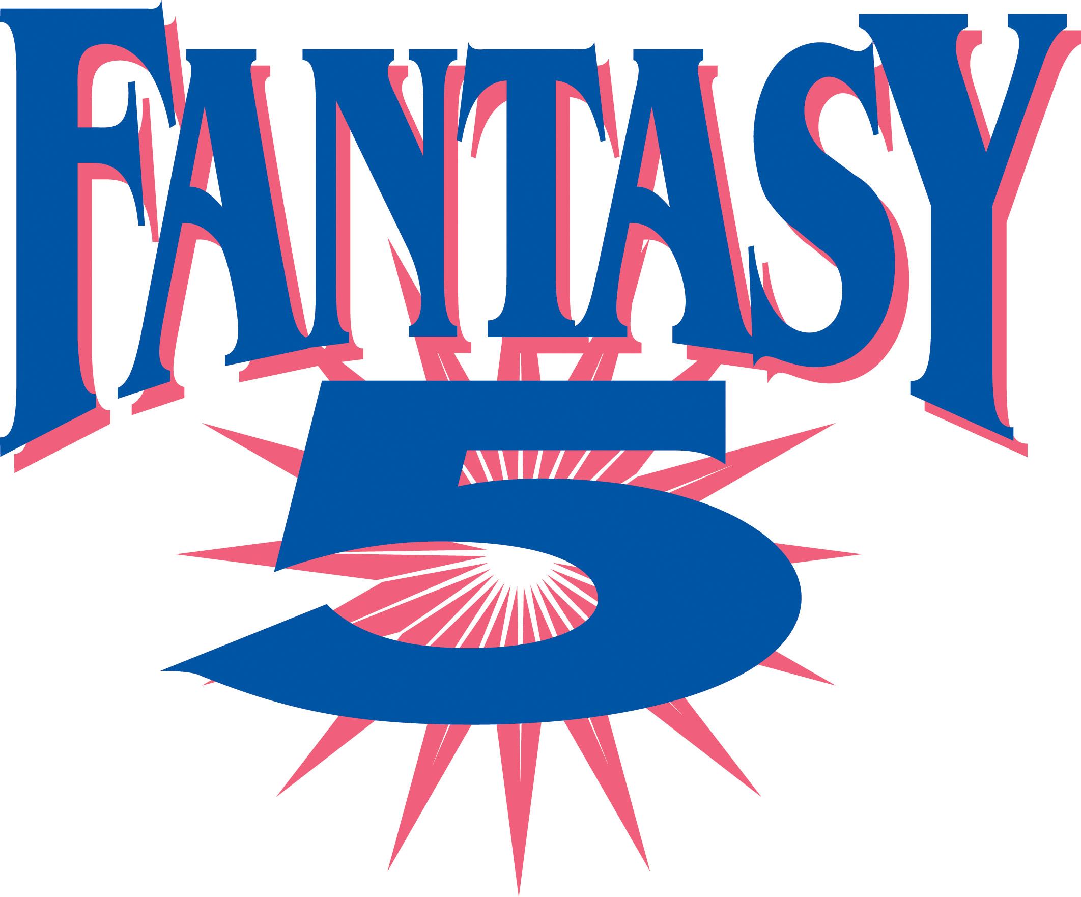 Fantasy 5 Logo photo - 1