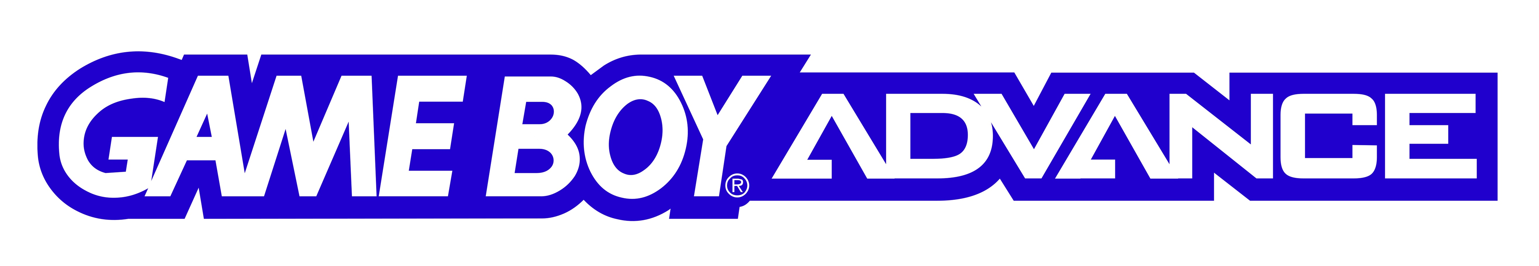 Game Boy Advance Logo photo - 1