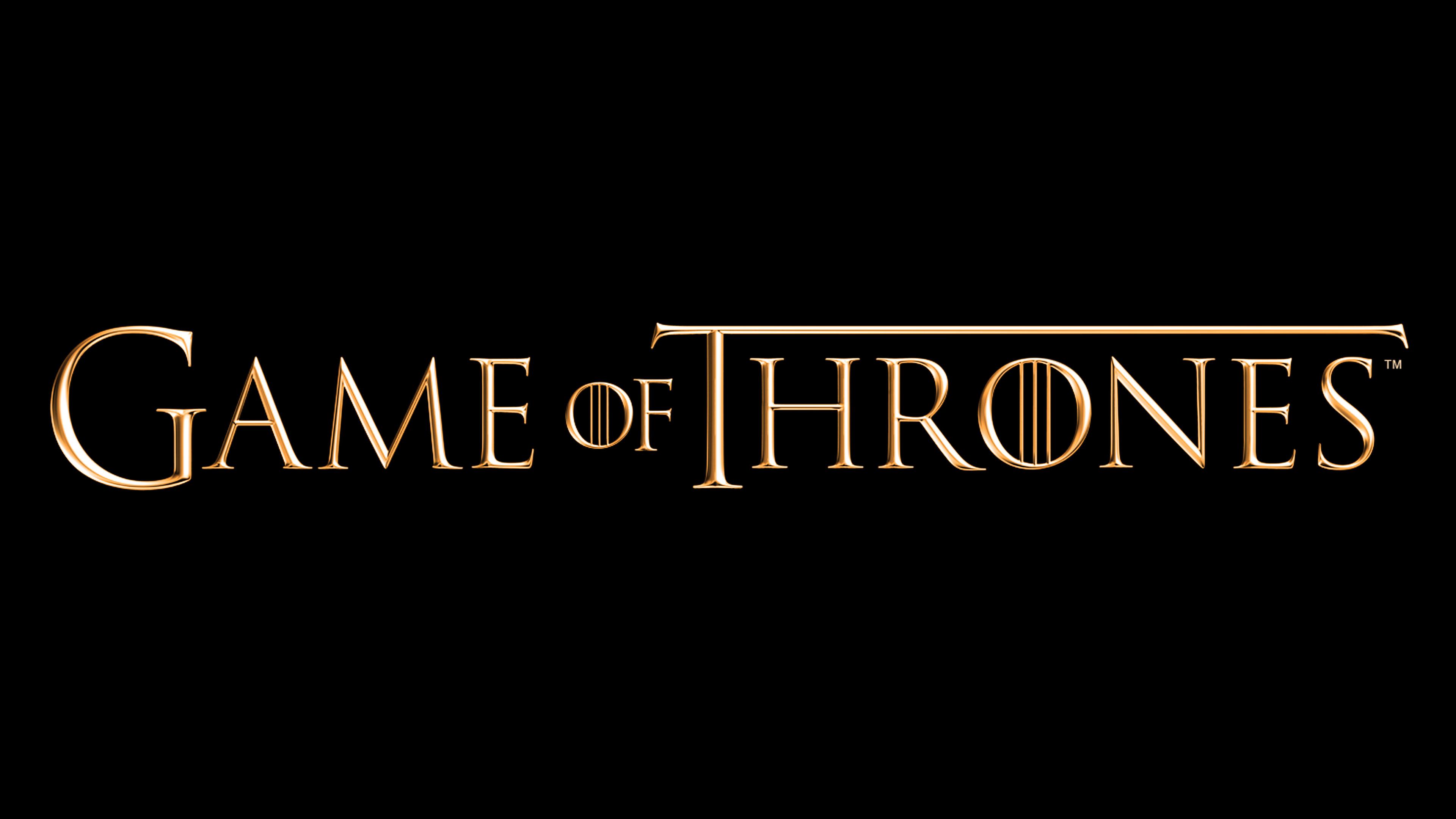Game of Thrones Logo photo - 1