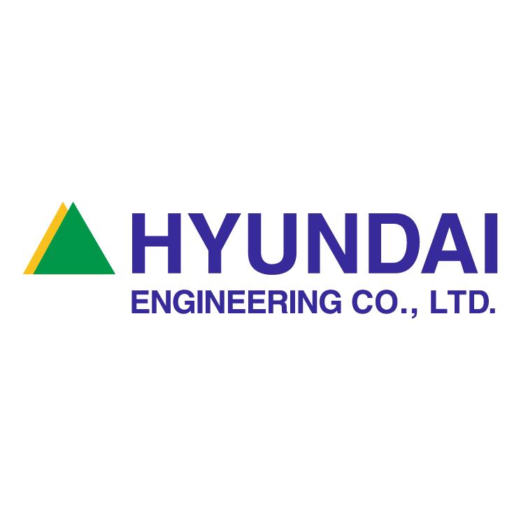 Hyundai Engineering Logo photo - 1