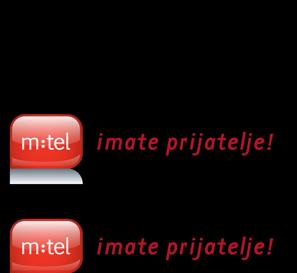 M tel Logo photo - 1