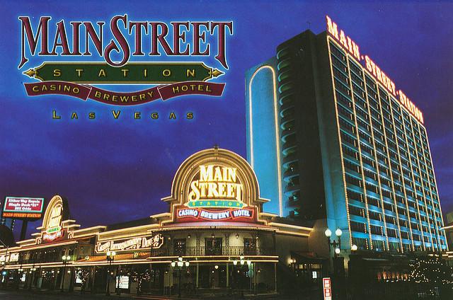 Main Street Casino Logo photo - 1