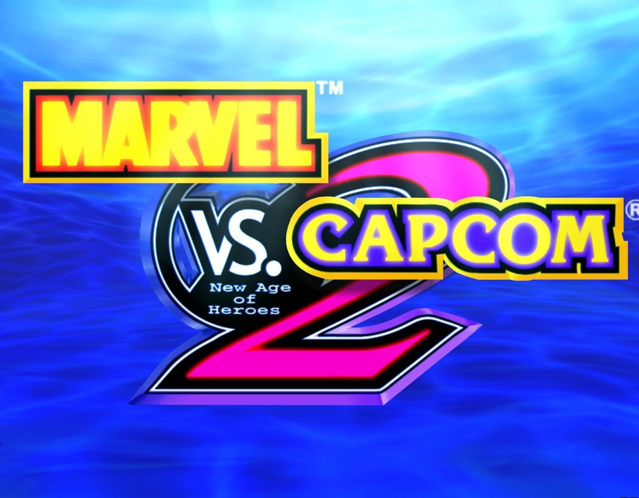 Marvel Vs. Capcom 2 Logo photo - 1