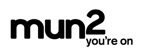 Mun2 Television Logo photo - 1