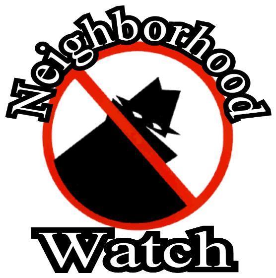 Neighborhood Watch Logo photo - 1