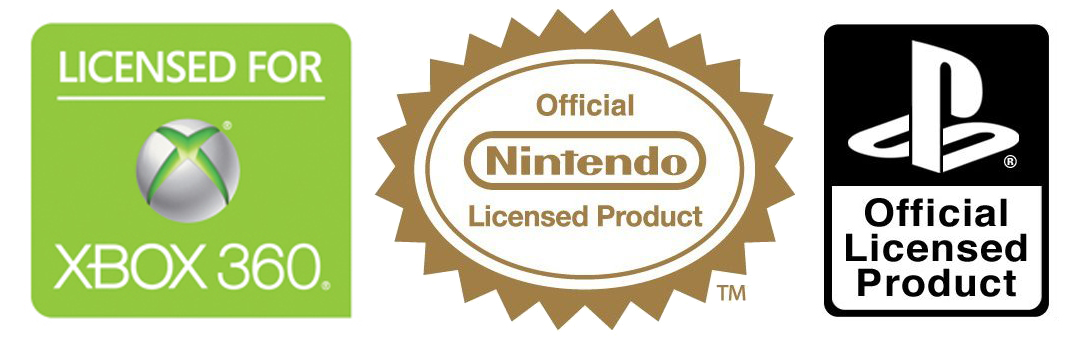 Nintendo Official Licensed Product Logo photo - 1