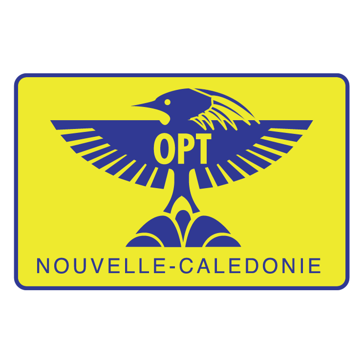 OPT Nouvelle-Caledonie Logo photo - 1