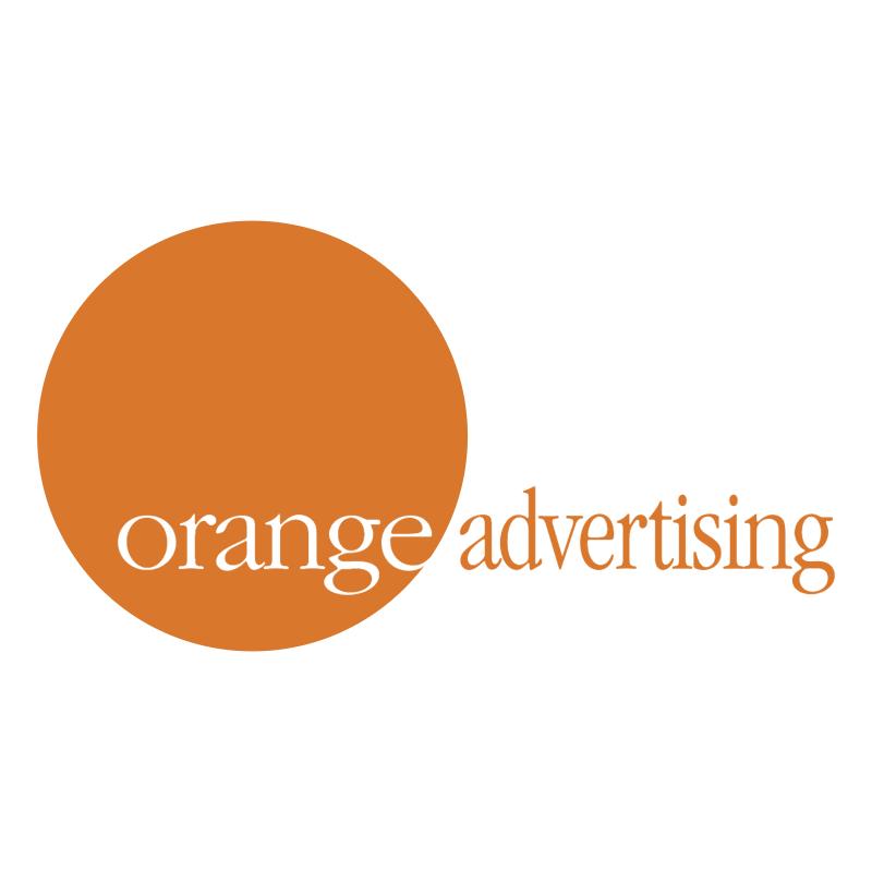 Orange Advertising Logo photo - 1