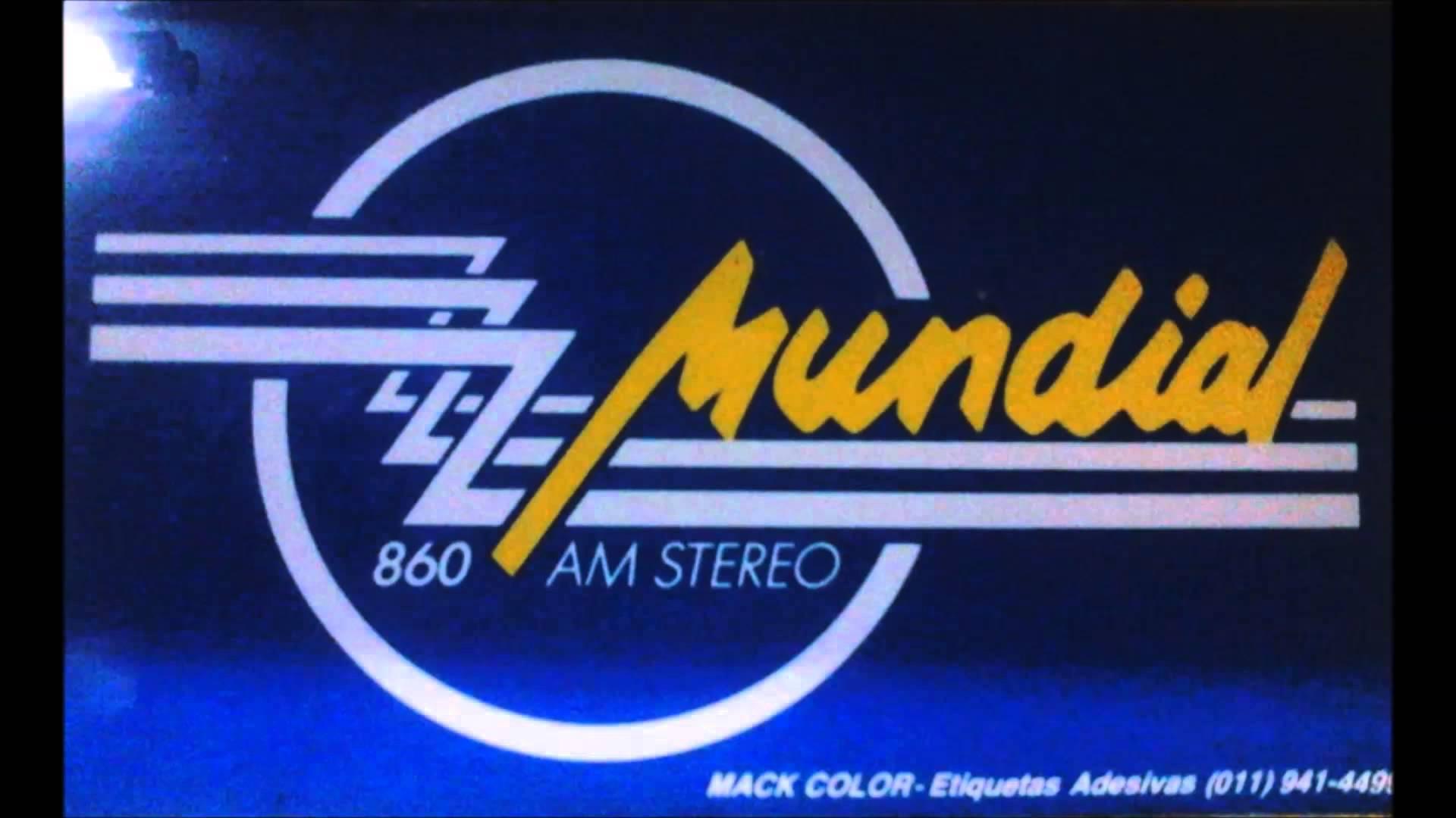 Radio Mundial AM 860 kHz Logo photo - 1