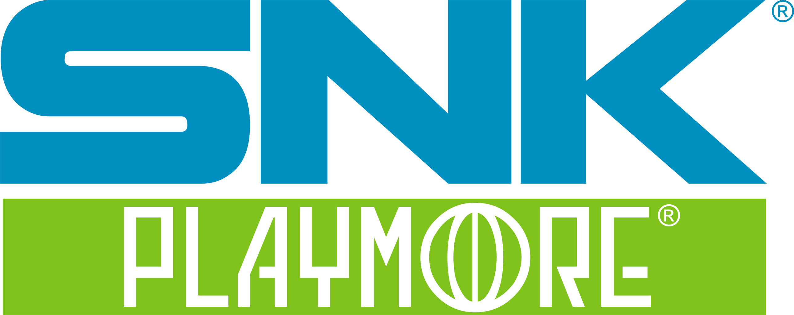 SNK PLAYMORE Logo photo - 1