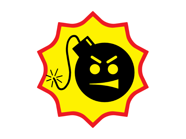 Serious Sam Bomb Logo photo - 1